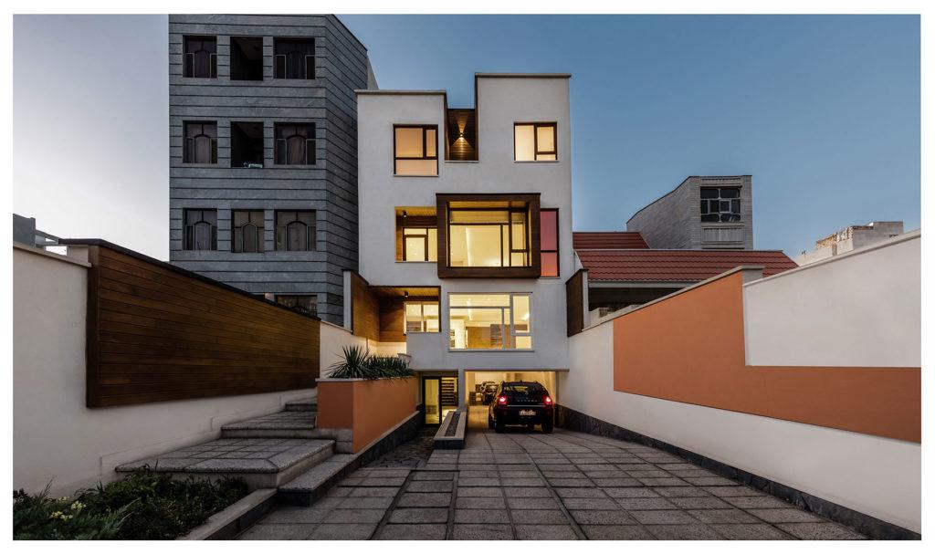 آپارتمان ژوان سمنان