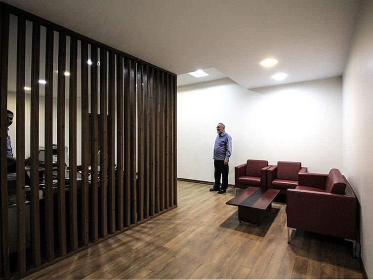 طراحی داخلی . بازسازی ساختمان