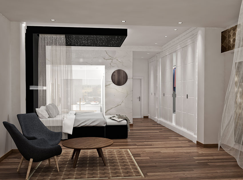 master room design