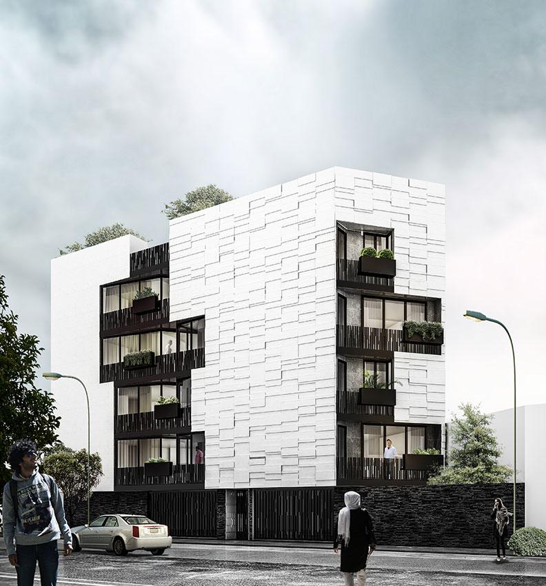 Semnan Apartment